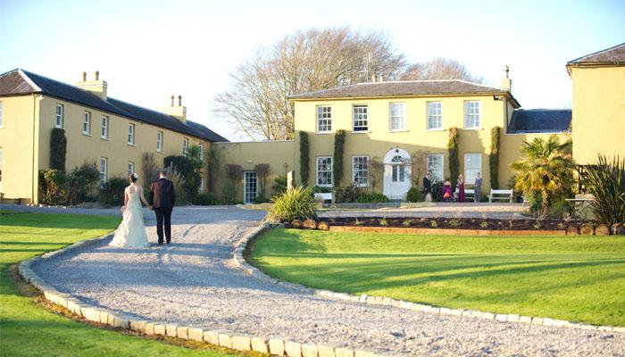 Wedding Venue Cork - BallinacurraHouse