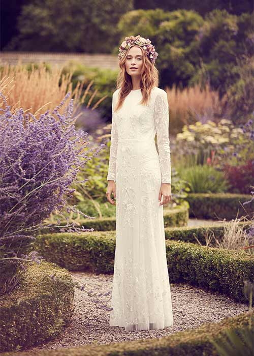Bridal Dress by Nine - Savannah Miller for Debenhams