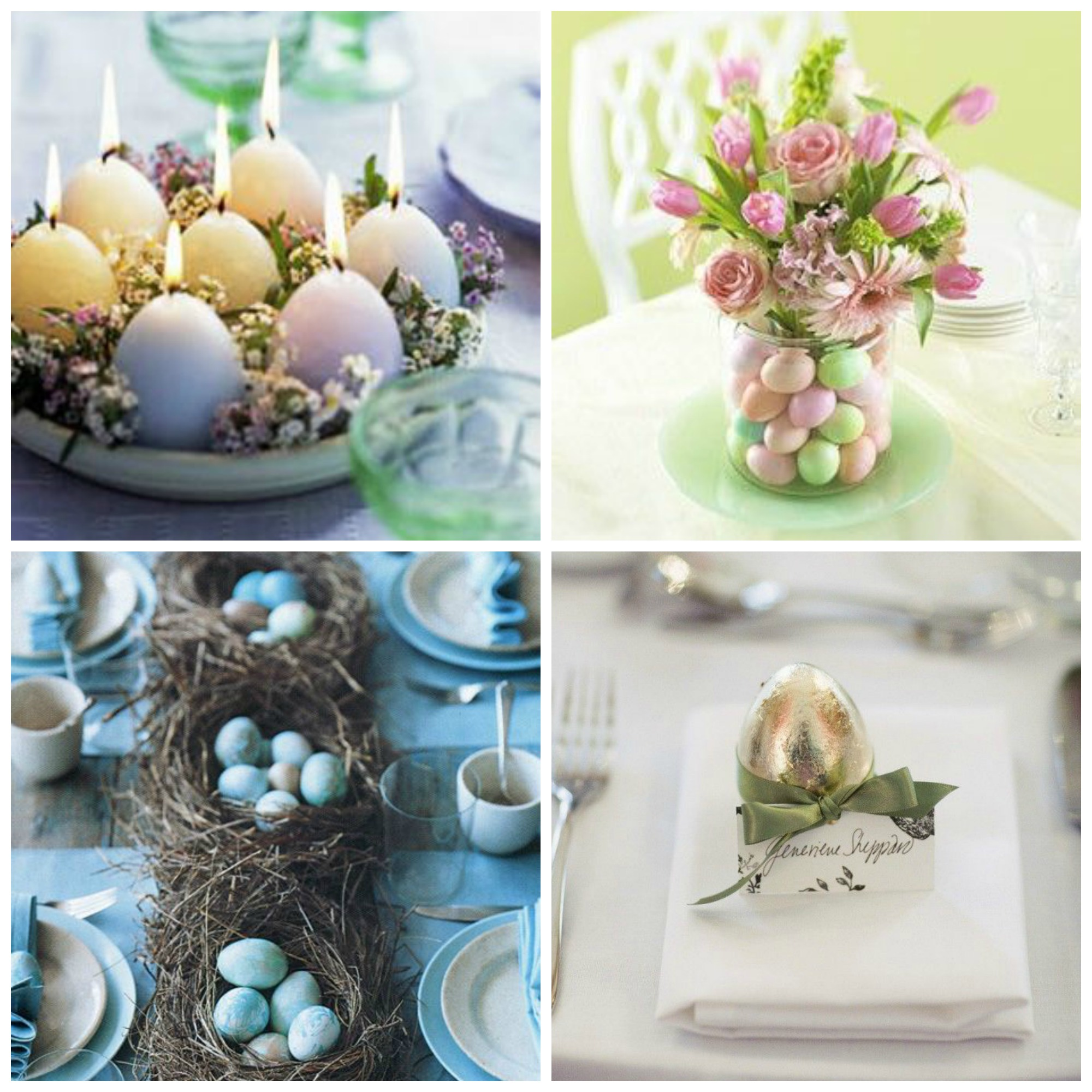 Easter Weddings Can Be Egg Ceptional