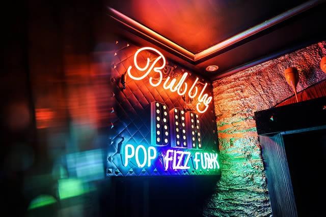 Bubbly Bar Sign 1